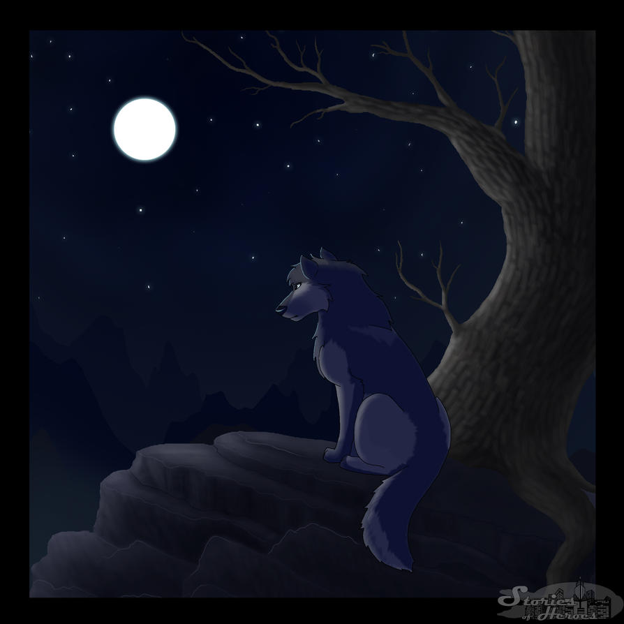 Lonely Night by leaderofmoonclan
