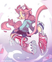 Annabelle - Heart thief by Cheapcookie