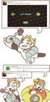 Part 3 - Sneeky sneak by Cheapcookie