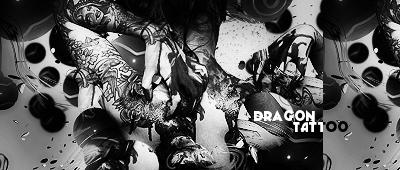 Dragon Tattoo by xElegancex