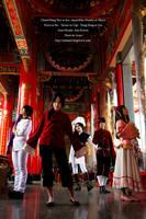Hetalia Asia5 by azuooooo