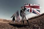 Hetalia Independence American Revolution 8