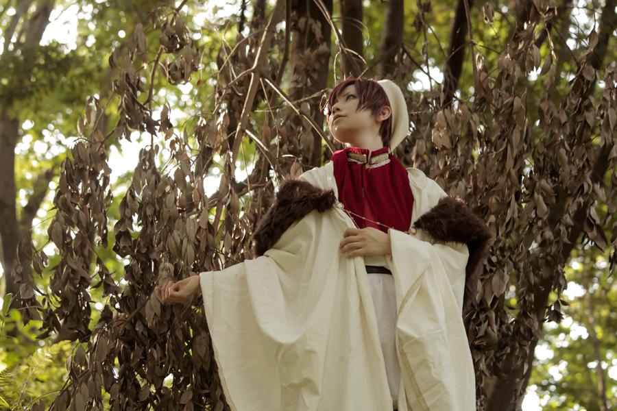 Hetalia:Romano 2 by azuooooo