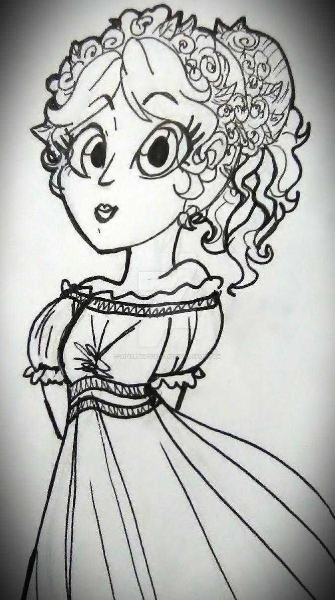Doodle me by universeMadeofArt