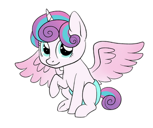 Flurry heart by catlover1672