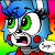 Shocked BonBon Icon