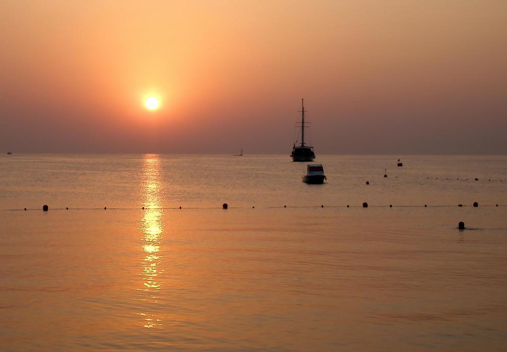 Sunrise over the Mediterranean Sea by tahirlazim