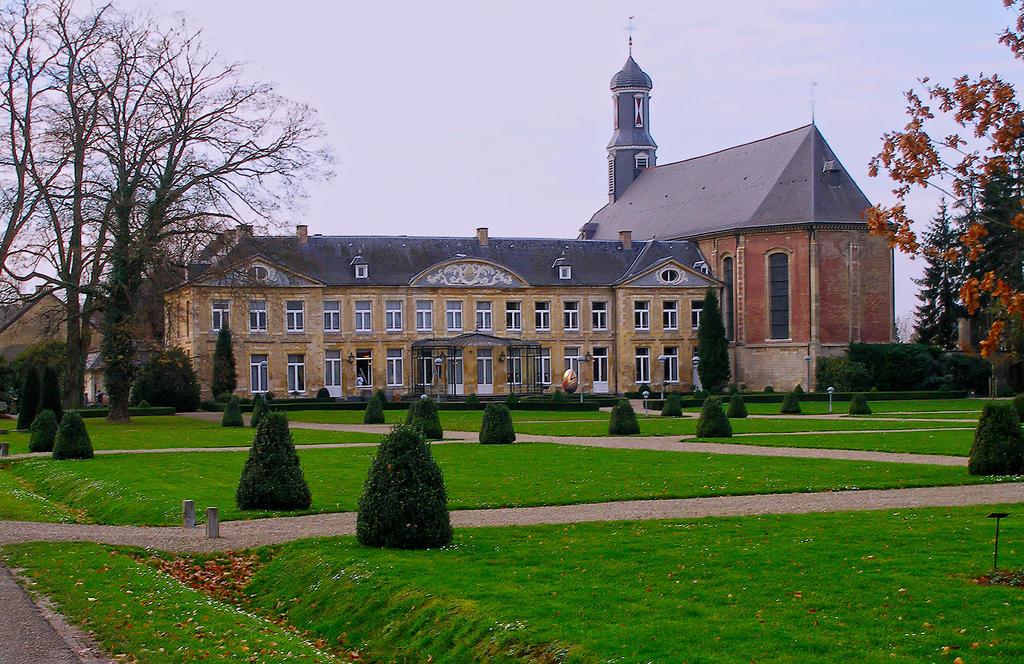 Chateau St. Gerlach, Houtem, the Netherlands by tahirlazim