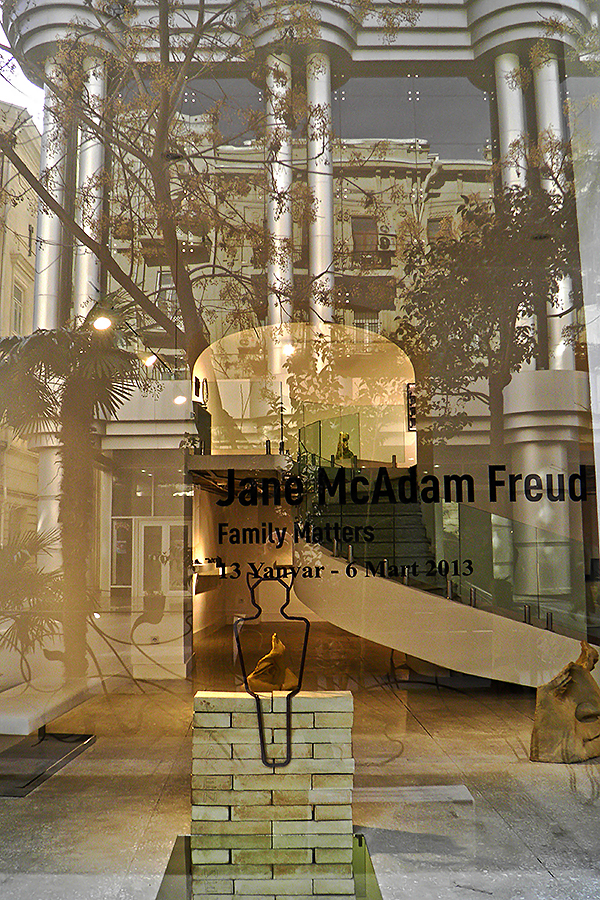 Freudism or Counter Reflections by tahirlazim