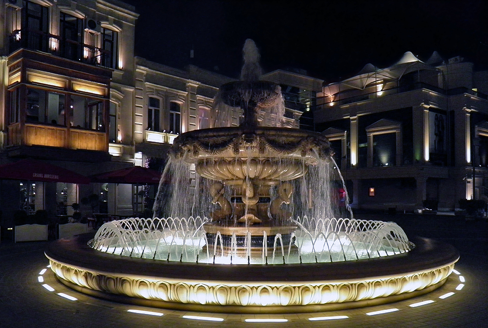 A Fountain by tahirlazim