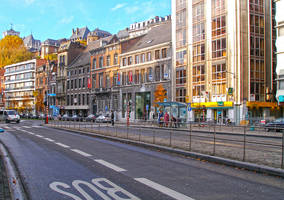 A Warm Fall in Liege by tahirlazim