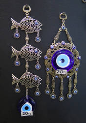 Avoid Evil Eye Just for 20 Lyres by tahirlazim