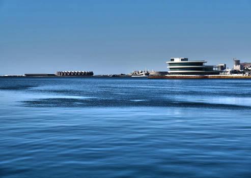 Morning in Baku Bay