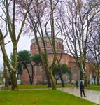 Rainy Istanbul, Dec 2007