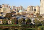 Sunny Day in Baku. Nov 24, 2020