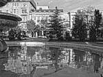 Morning in Old Baku