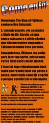 Como eu Fiz? Mr. Karate 2, um Frankensprite Basico by Eduardo-Merenda