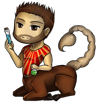 Commission- chibi Jacob by Lilith-the-5th