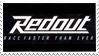 Redout logo stamp by Lilith-the-5th