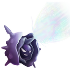 Cloyster used Aurora Beam! by Lilith-the-5th
