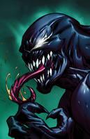 Venom color by dirtyandbroken
