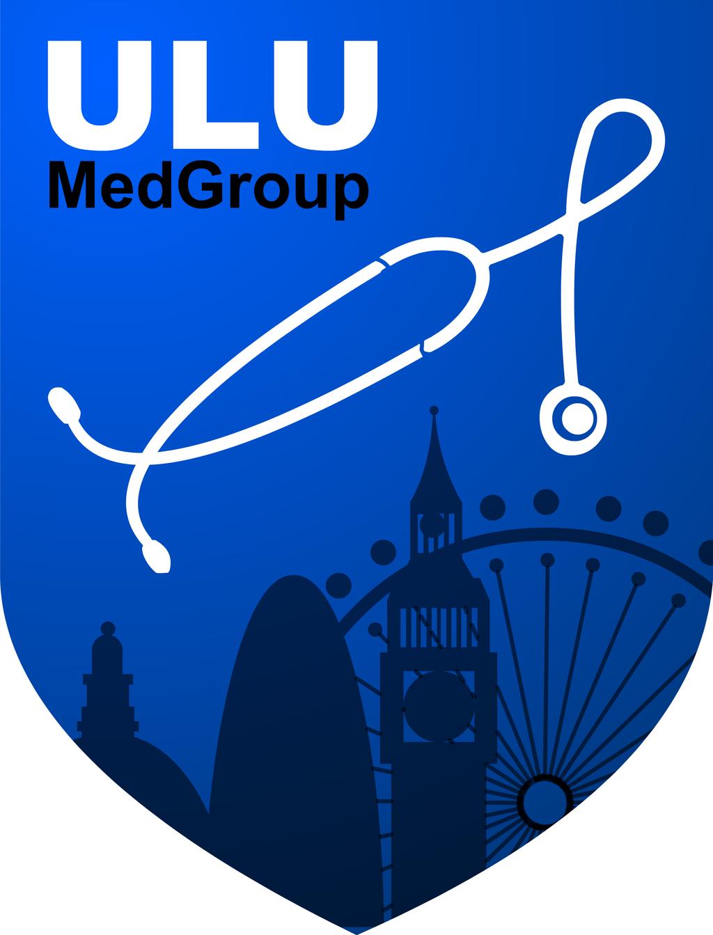 ULU Medgroup logo by mikesamy