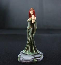 Jadis Miniature by Natakuaya