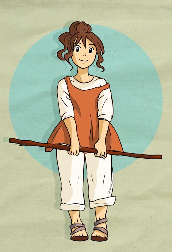 Ghibli by Minelo