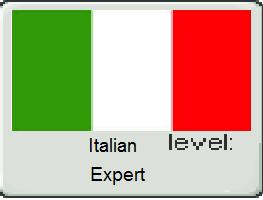 Italian Flag 4 by vampyremisa