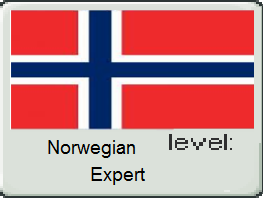 Norwegian Flag 4 by vampyremisa