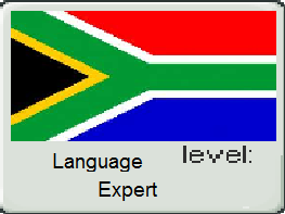 South Africa's Flag 4 by vampyremisa