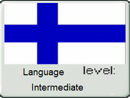 Finnish Flag 3 by vampyremisa