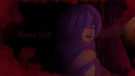 Rotten Girl by AluSpout
