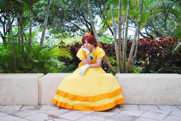 Princess Daisy by The-Dragon-Messiah