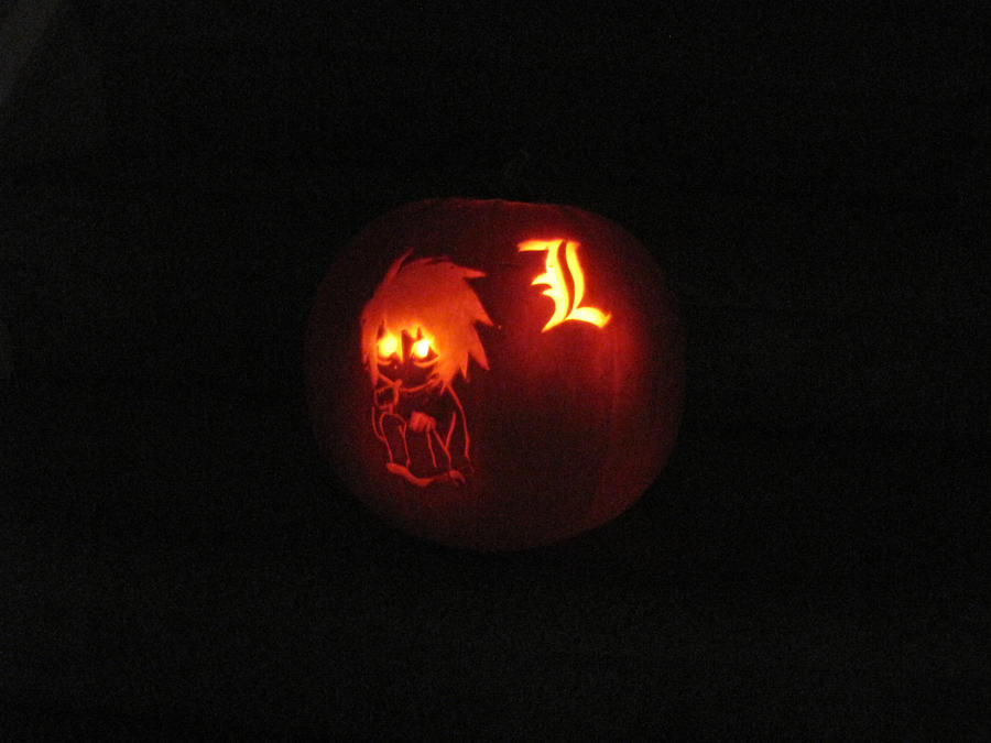 L Pumpkin by Sebastien323