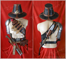 Witch Hunter Set by Fantasy-Craft