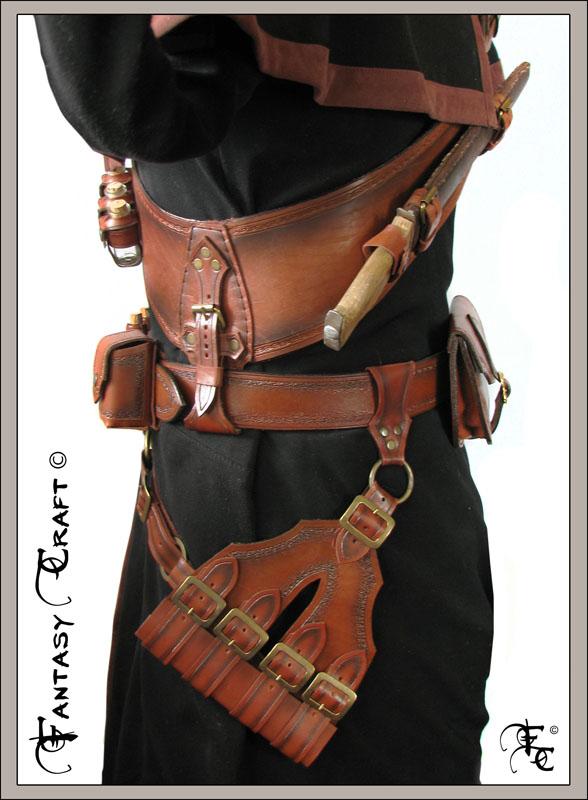 Witch  Hunter set by Fantasy-Craft