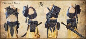 Dark Elf Assassin set
