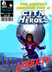 Belle Liberty Issue 1 by Kant-Lavar