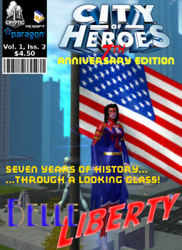 CoH Anniversary Issue