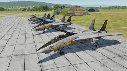 Starfighters Lineup