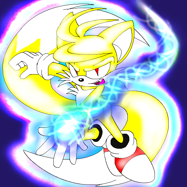 My Super Tails ...