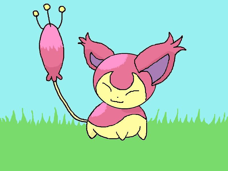 Skitty pokemon by xrose budx on deviantart - Pokemon skitty ...