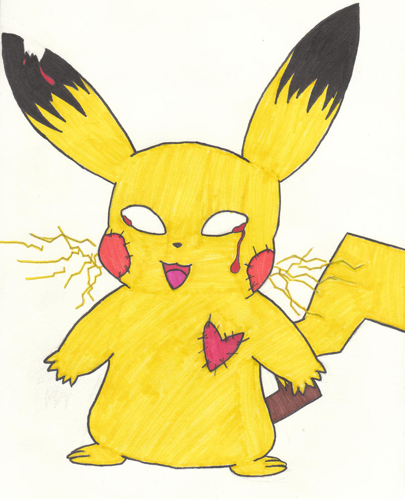 evil pikachu wallpaper - photo #14