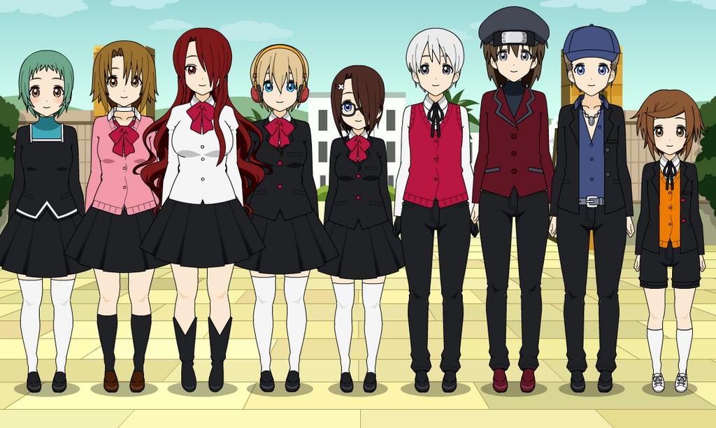 S.E.E.S. Reporting for duty by KisekaeHikaru
