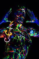 Black Glow by silentsymphony21