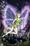 Natura fairy _PSP and BG_