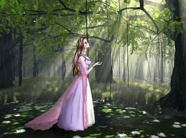 Little princess _PSP and BG_