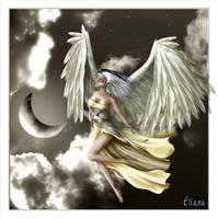 Angel by Eliana-Prog
