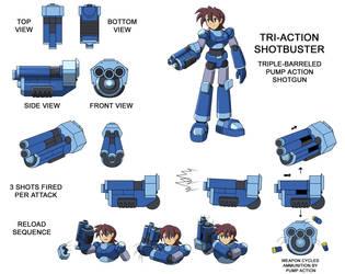Shot-Buster by VR-Hyoumaru